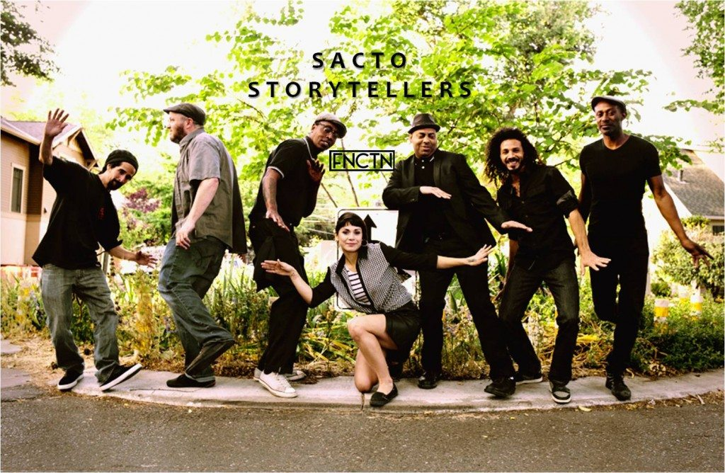 Sacto Storytellers Cover