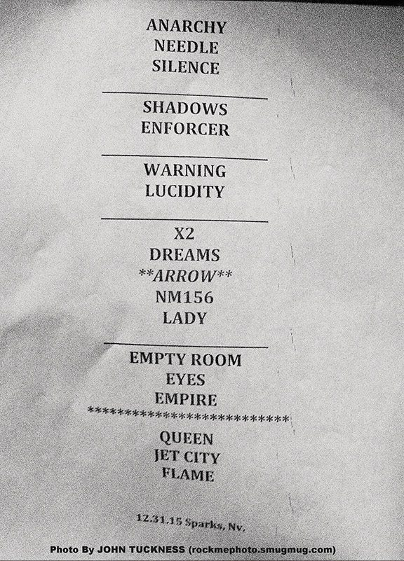 set list for the nugget reno 003 (3)