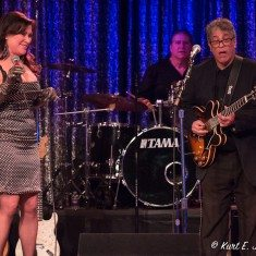 Buddy Emmer's Band  with Chris Cain @ Harrah's 02-23-2016-262-L