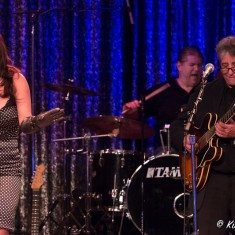 Buddy Emmer's Band  with Chris Cain @ Harrah's 02-23-2016-273-L