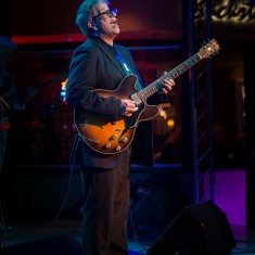 Buddy Emmer's Band  with Chris Cain @ Harrah's 02-23-2016-344-L