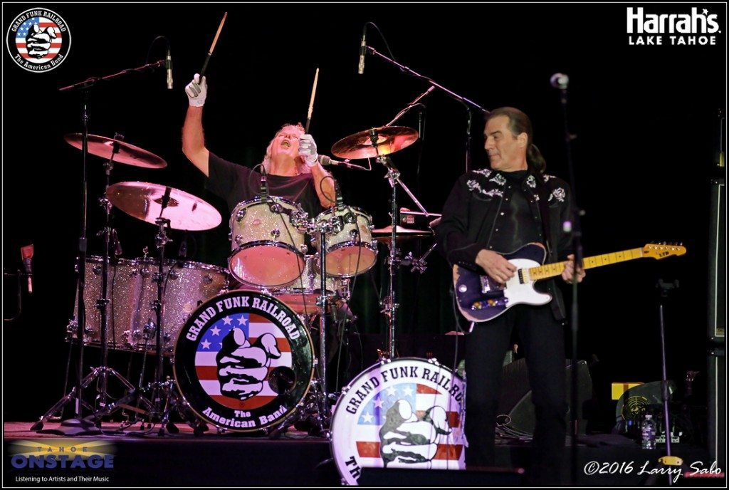 Grand Funk Railroad 8