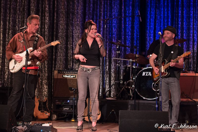 Buddy Emmer's Band with Mighty Mike Shermer @ Harrah's 03-15-2016-201-L