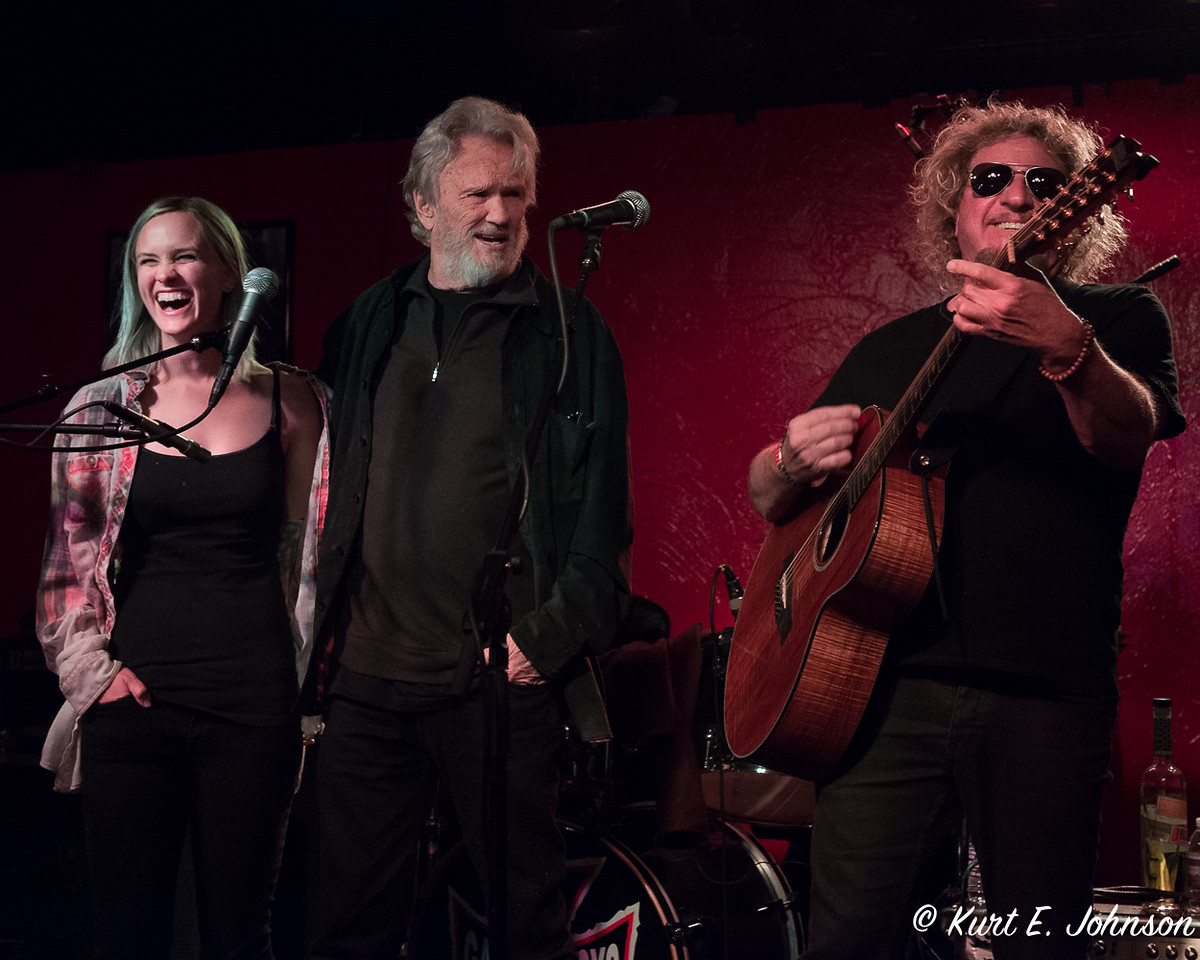 Tahoe Family Jam With Sammy Hagar Kris Kristofferson Tahoe Onstage Lake Tahoe Music Concerts And Sports