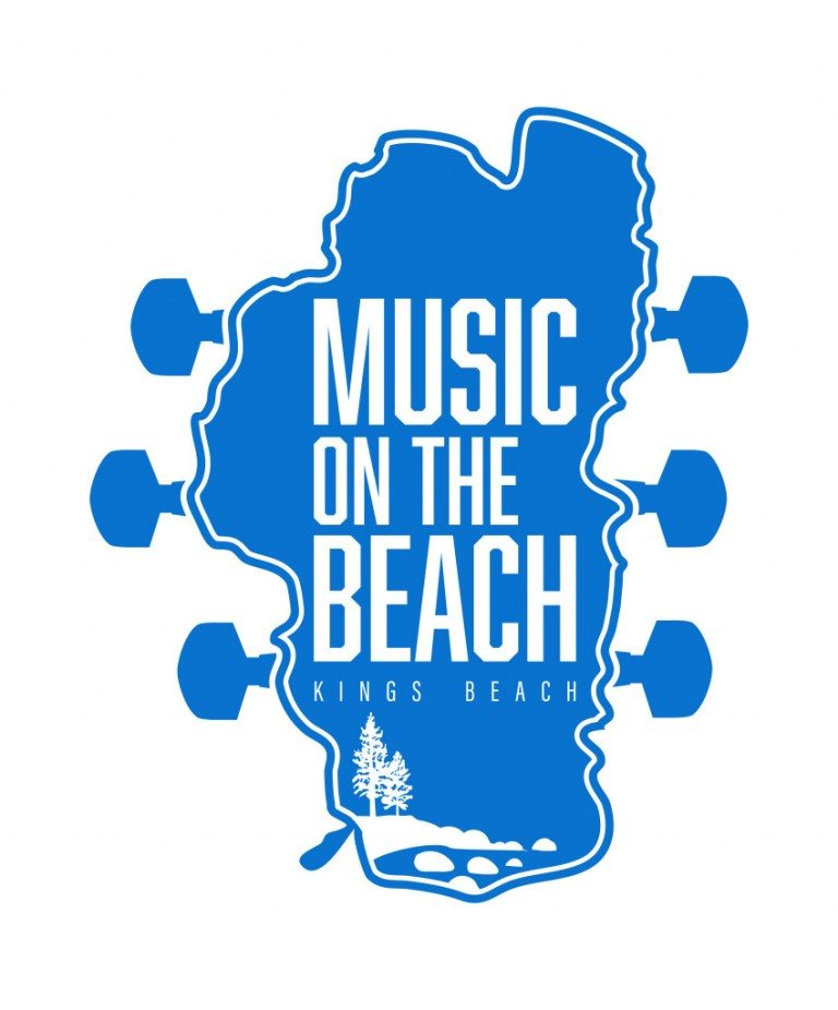 Music on the beach