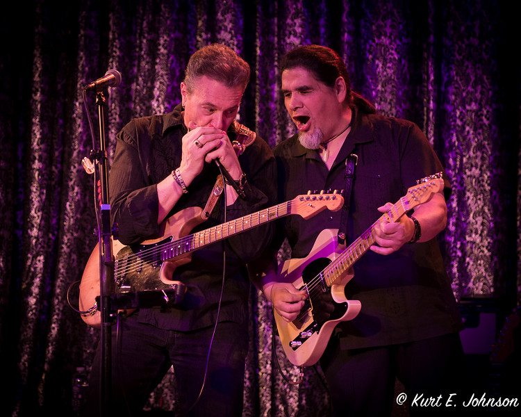 The Buddy Emmer Band with Danial Castro at Harrah's Tahoe 04-19-2016-170-L
