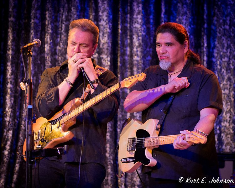 The Buddy Emmer Band with Danial Castro at Harrah's Tahoe 04-19-2016-182-2-L
