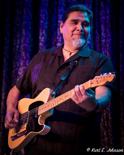 The Buddy Emmer Band with Danial Castro at Harrah's Tahoe 04-19-2016-294-L