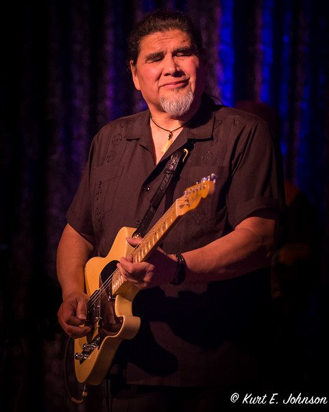The Buddy Emmer Band with Danial Castro at Harrah's Tahoe 04-19-2016-325-L
