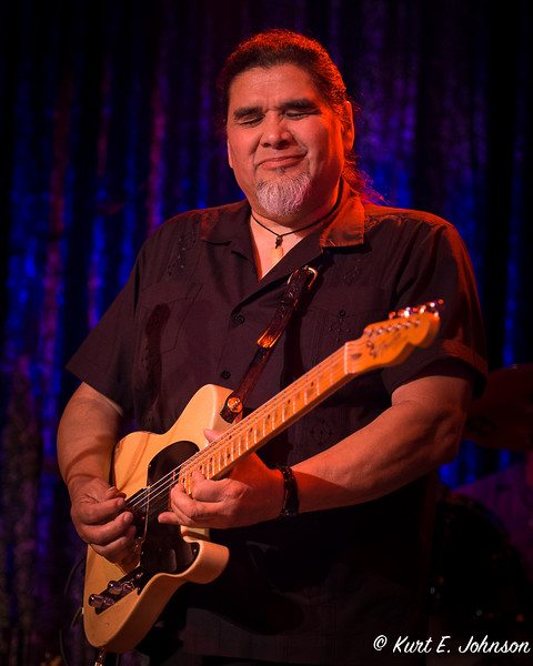 The Buddy Emmer Band with Danial Castro at Harrah's Tahoe 04-19-2016-375-L