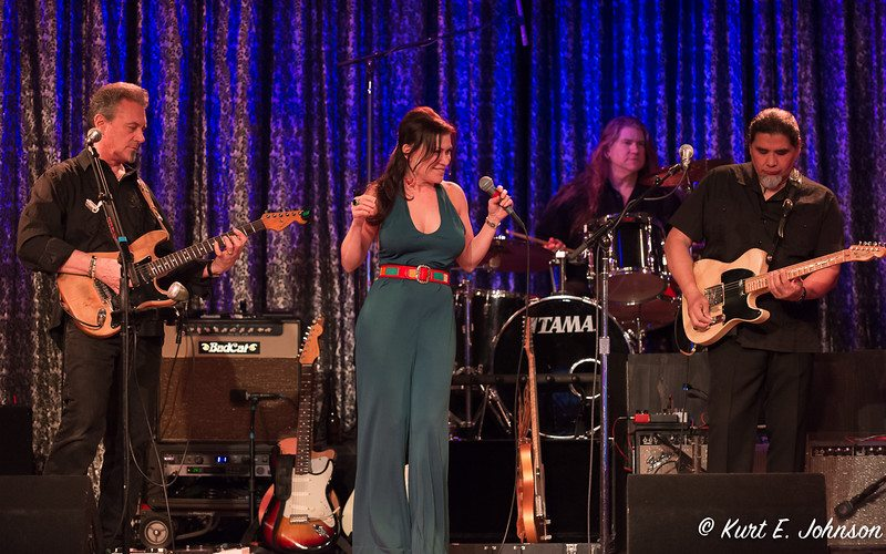 The Buddy Emmer Band with Danial Castro at Harrah's Tahoe 04-19-2016-422-L