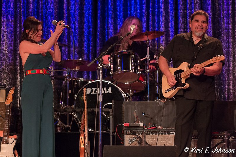 The Buddy Emmer Band with Danial Castro at Harrah's Tahoe 04-19-2016-439-L