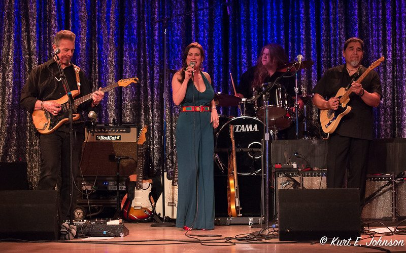 The Buddy Emmer Band with Danial Castro at Harrah's Tahoe 04-19-2016-475-L