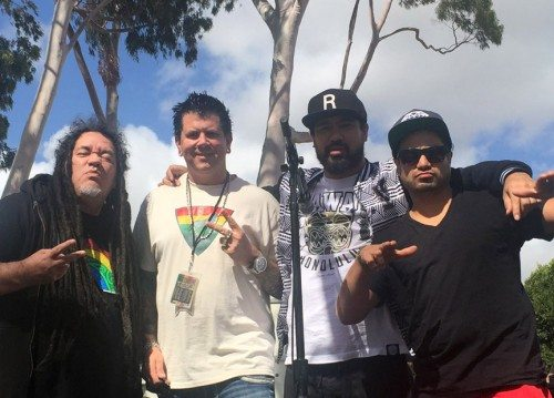 Katchafire with Late Nite Billy Drewitz