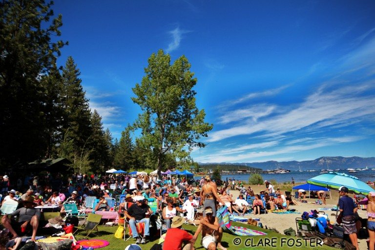 The 12th annual Concerts at Commons Beach series opened Sunday, June 19. Tahoe Onstage photos by Clare Foster