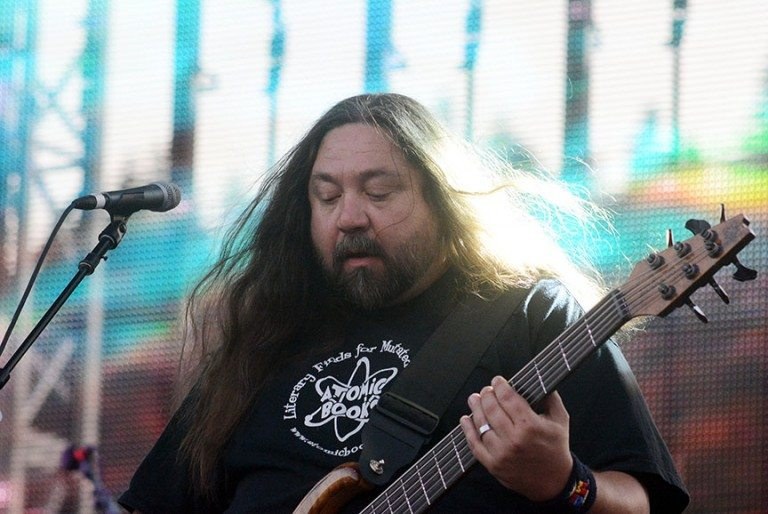 Dave Schools and Widespread Panic play in Tahoe on Wednesday, July 6. Tim Parsons / Tahoe Onstage