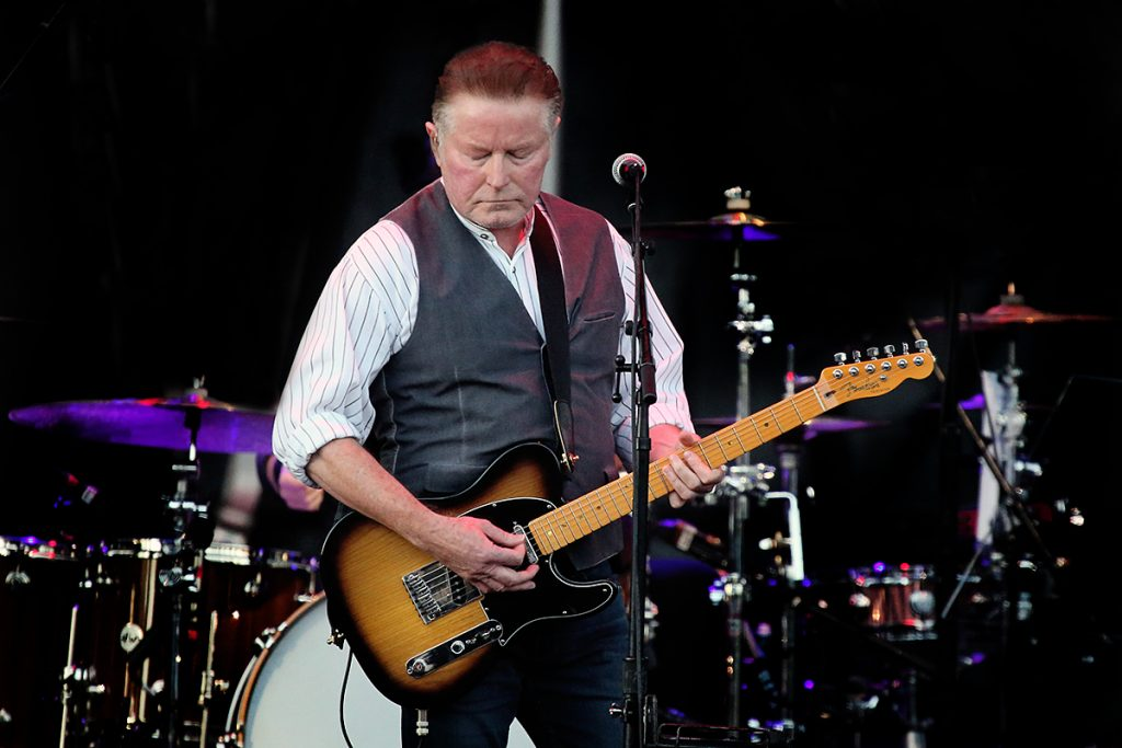 Don Henley by Jim Grant