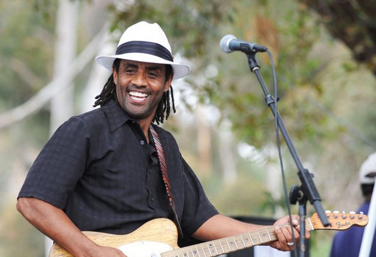 Kenny Neal and his family band are coming to Bluesdays.