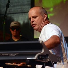 John Medeski with DRKWAV at High Sierra. Tim Parsons / Tahoe Onstage