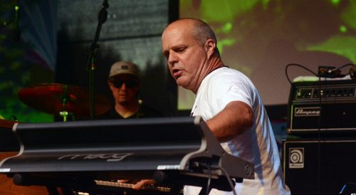 John Medeski is part of a supergroup assembled for the festival. Tim Parsons / Tahoe Onstage