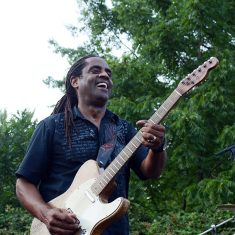 Kenny Neal played the Genoa Blues Festival in July. Tim Parsons / Tahoe Onstage