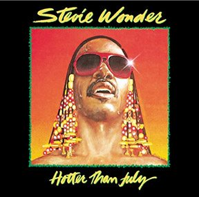 Stevie Hotter Than July