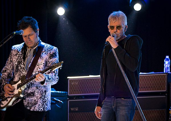 The Boxmasters in Reno onstage at the Cargo Concert Hall. Tahoe Onstage photos by Shaun Astor