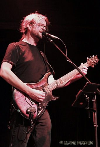 John Kadlecik performs in the Crown Room on Thursday. Tahoe Onstage photos by Clare Foster