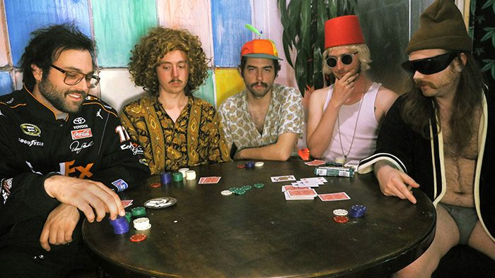 The Mild High Club puts it all on table with its second album