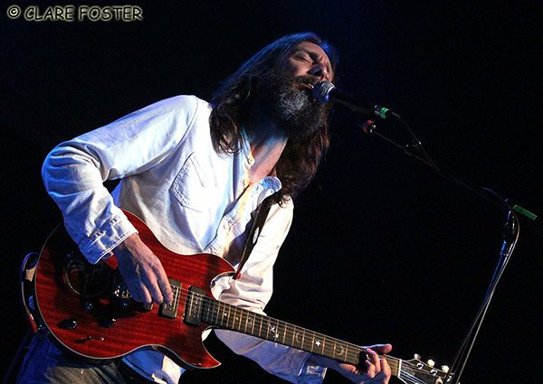 Chris Robinson plays in the Crystal Bay Casino's Crown Room on Feb. 19, 2017. Tahoe Onstage photos by Clare Foster