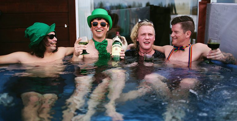 Connor Party St. Paddy
