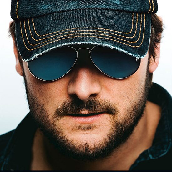 Eric Church will play Sept. 2-3 at the Lake Tahoe Outdoor Arena at Harveys.