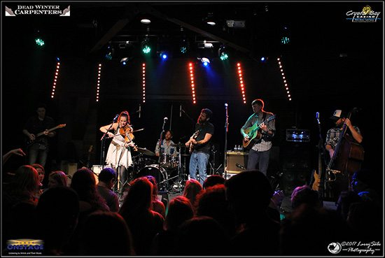 Dead Winter Carpenters Say So Long To Brian Huston Tahoe Onstage Lake Tahoe Music Concerts