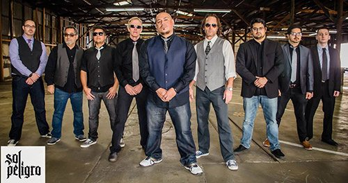 Sacramento's Sol Peligro will fill the Live at Lakeview stage.