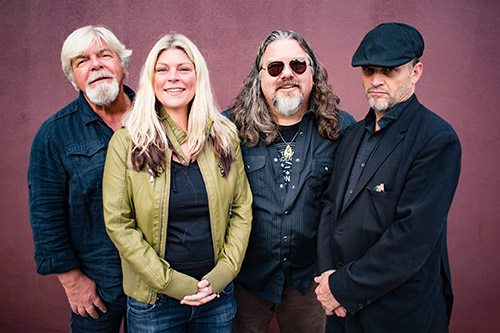 The Stacy Jones Band will keep Tahoe blues at Live at Lakeview.