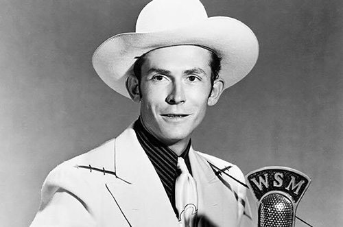 Hank Williams died at the age of 29.