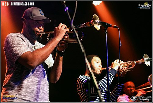Rebirth Brass Band 6