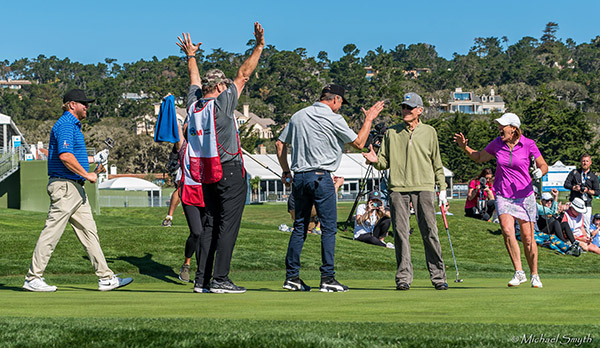 Let The Good Times Roll At T Pebble Beach Pro Am