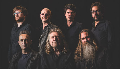 Robert Plant and the Sensational Space Shifters
