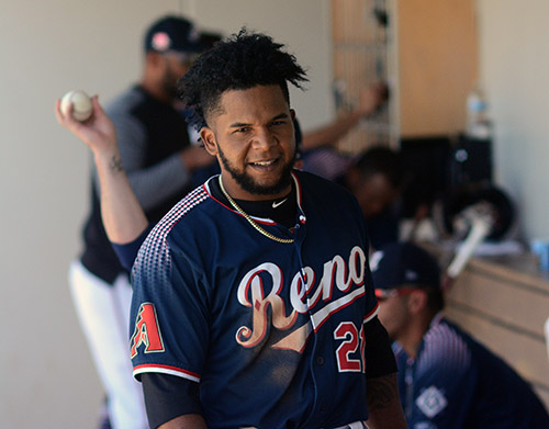 Reno Aces bump winning streak to five games – Tahoe Onstage