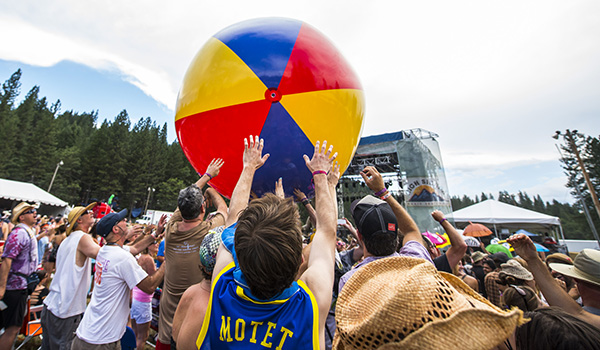 Performers, fans and vendors gathered in Quincy, Ca for the 25th annual High Sierra Music Festival. The four day fest was filled with rock, funk and bluegrass favorites including The Wood Brothers, ALO, Lake Street Dive, The Word, Galactic and Lotus.