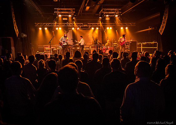Dawes Unfolds A Special Night In The Biggest Little City Tahoe