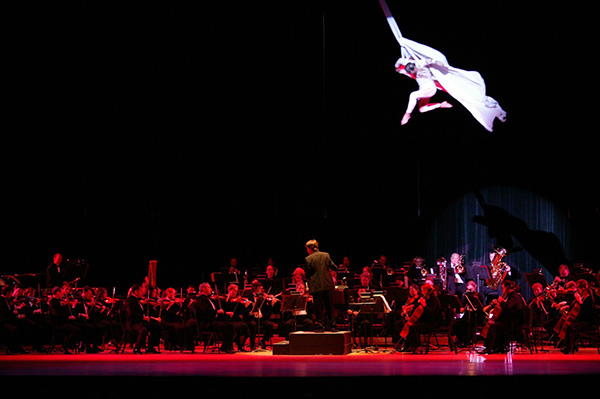 Cirque de la Symphonie with the Reno Philharmonic Orchestra