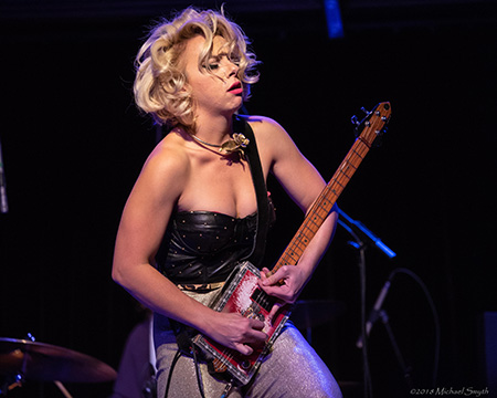 Belle of the west samantha fish hops out at crystal bay for Samantha fish belle of the west