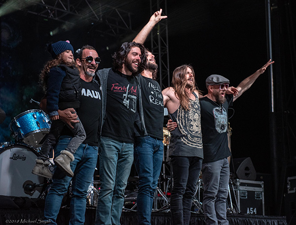 Lukas Nelson photo by Michael Smyth / Tahoe Onstage