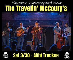 Alibi The Travelin' McCourys