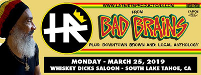 HR from Bad Brains