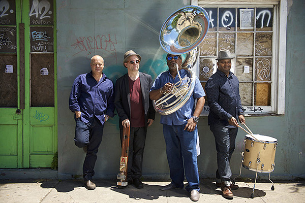 John Medeski's Mad Skillet serves up a show Wednesday, Feb. 20, at Crystal Bay Casino. Photo by Marc Pagani