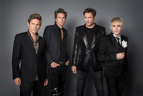 Duran Duran appears Friday, Sept. 13, at Harveys Outdoor Arena. at Lake Tahoe.