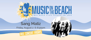 Kings Beach Sang Matiz